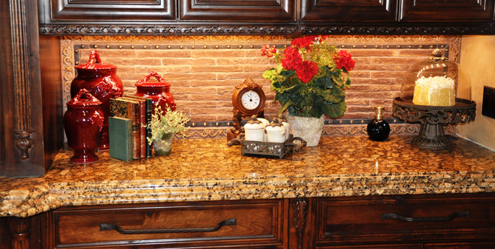 Custom Countertops and Kitchens